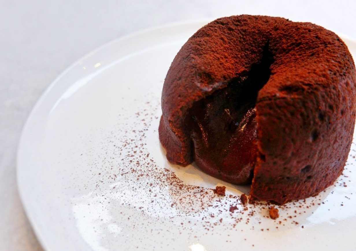 Classic Chocolate Fondant - with molten centre